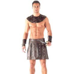 Gladiator sexy costume for men.