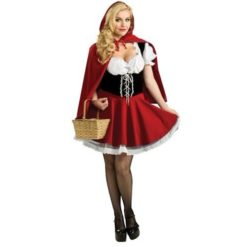 The Little Red Riding Hood sexy costume