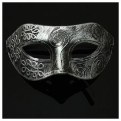 Venetian mask. Fancy, mysterious and sophisticated.