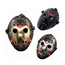jason hockey-style mask