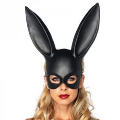 sexy rabbbit black mask. Brings a mysterious touch to your outfit.